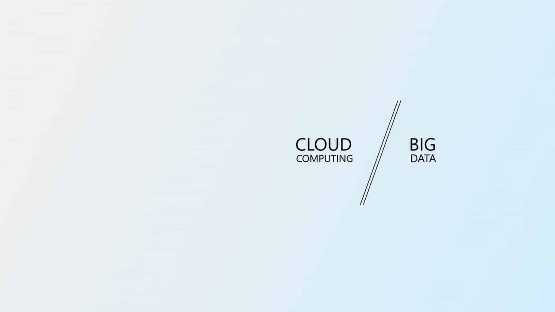 Cloud Computing Big Data