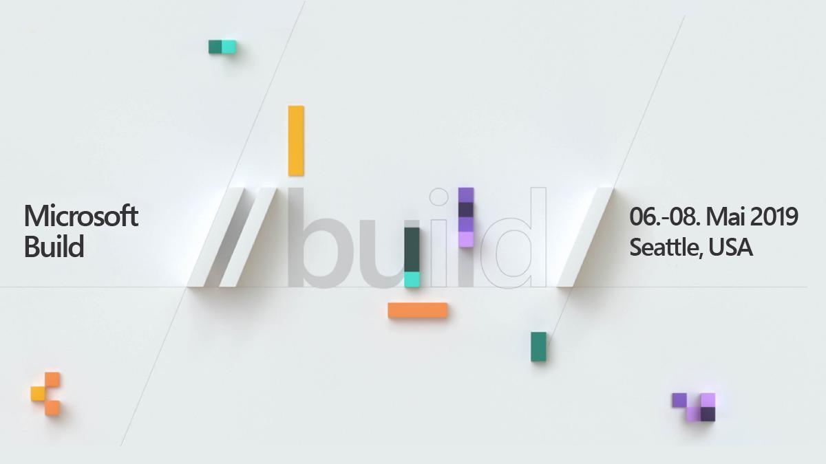 Microsoft Build 2019 Logo