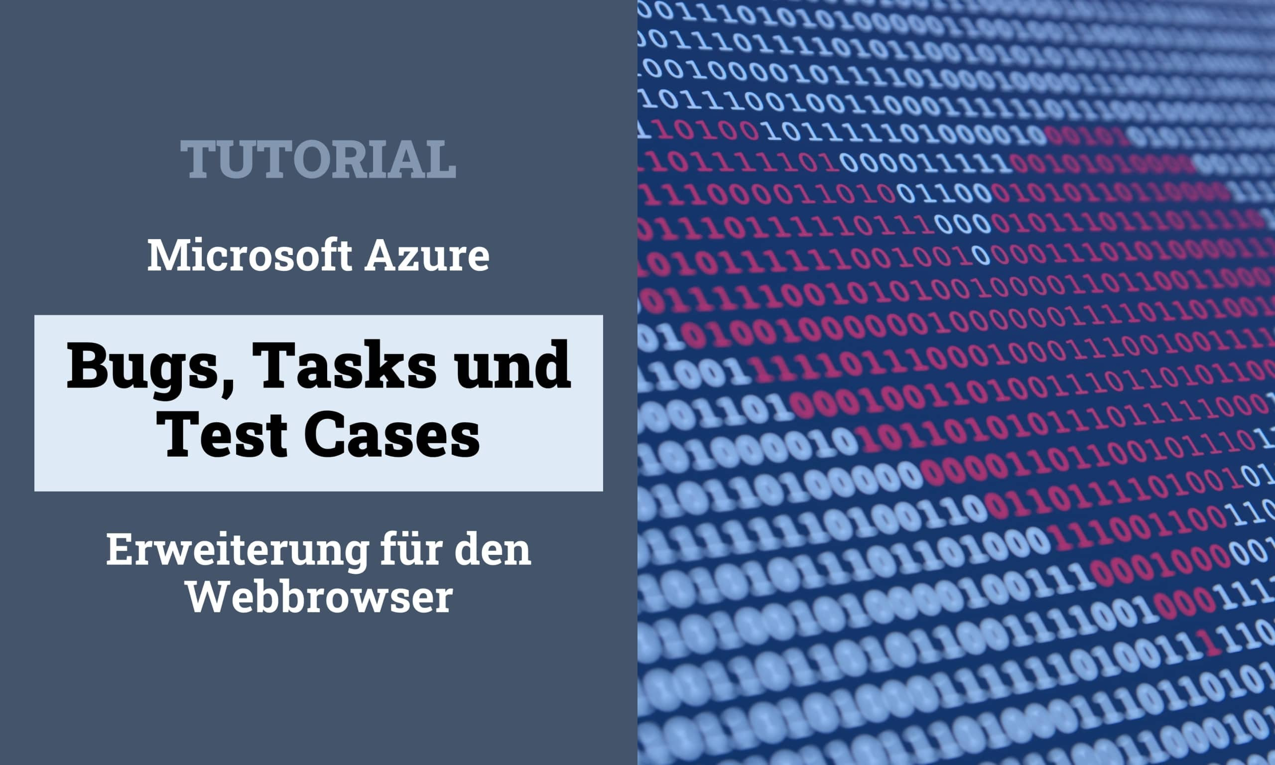 Microsoft Azure DevOps Test and Feedback Titelbild scaled