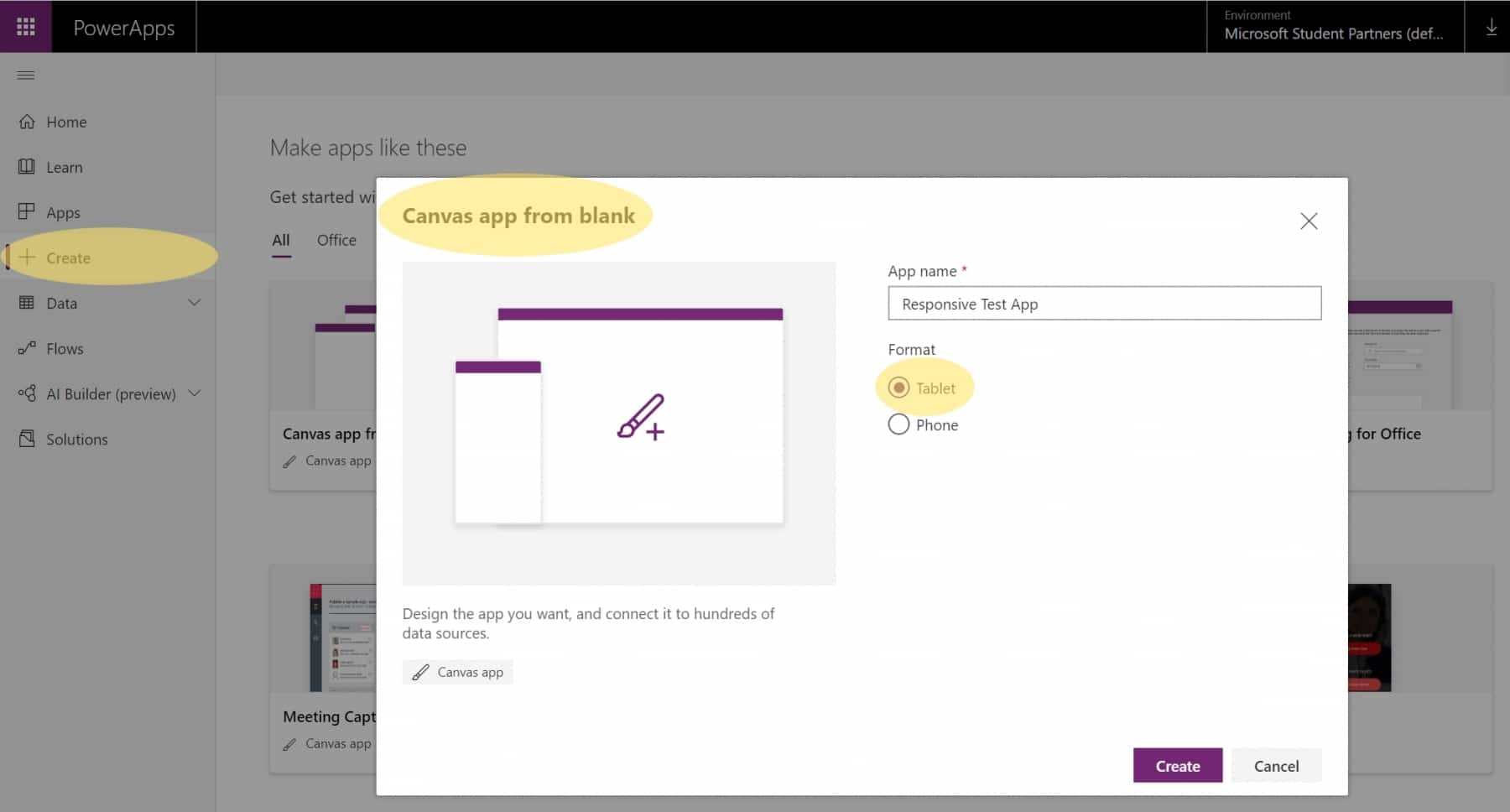 How-To: Building Really Responsive PowerApps